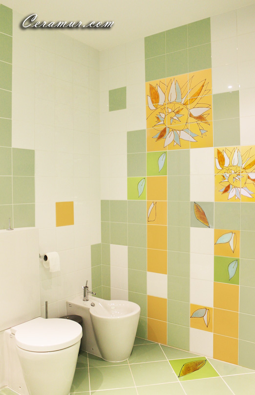 Bathroom Tiles Pictures